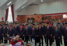 DPRD Bolsel Apresiasi Kinerja Praseno Hadi Selama Menjalankan Tugas sebagai Pjs Bupati