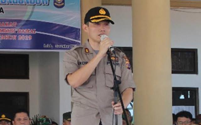 Polres Bolmong Kerahkan Puluihan Personel dalam Operasi Lilin