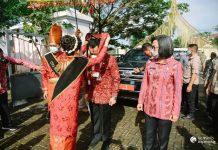 Pemkab Bolmong Sambut Kunker Pjs Gubernur Sulut Agus Fathoni