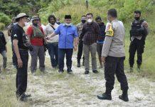 Polda Sulteng Rehabilitasi Rumah Warga Korban Tragedi Lemban Tongoa