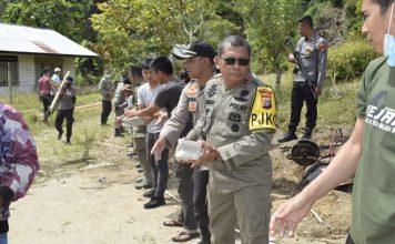 Rehabilitasi Rumah Korban Tragedi Lemban Tongoa Dimulai