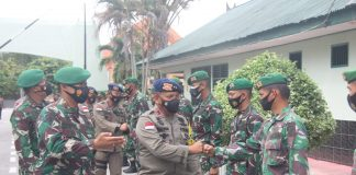 Yonif 502 Para Raider TNI-AD Bantu Polisi Buru DPO MIT Poso
