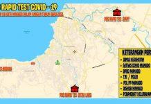 Pos Terpadu Pemeriksaan Covid-19 Masuk Manado Mulai Diaktifkan, Berikut Lokasinya