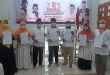 Mohammad Syahrudin Mokoagow Kembali Jabat Ketua DPD PKS Bolmong