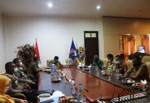 Pemda Boltim Kembali Menggelar Rapat Koordinasi Penanganan Covid-19