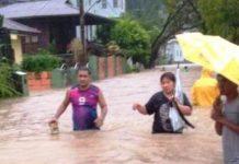Berikut Beberapa Wilayah Manado Terdampak Banjir dan Longsor