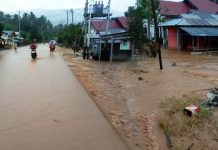 BPBD Bolmong Lakukan Asesmen Banjir Bakan