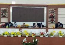 Rapur DPRD Buol Tutup Masa Sidang Pertama