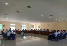Bupati Buol Sorot Kinerja Sejumlah Pimpinan OPD Terkait SPM