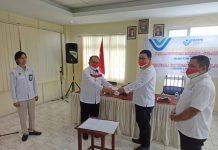 Resmi Jabat Kepala UPT BP2MI Sulut, Hendra: Terima Kasih Benny Rhamdani