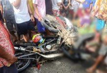 Polres Bolmong Berduka, Personel Terbaik di Bagren Meninggal Dunia Akibat Laka Lantas