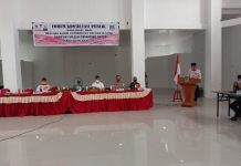 Pemkab Bolsel Gelar Konsultasi Publik RKPD Tahun 2022