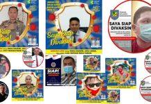 Pejabat Bolmong Ramai-ramai Nyatakan Siap Divaksin