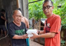 Melalui Tim Rumah Aspirasi, H2M Salurkan Bantuan kepada Korban Banjir dan Tanah Longsor di Manado