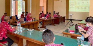 Bappeda Bolmong Mulai Susun RKPD 2022