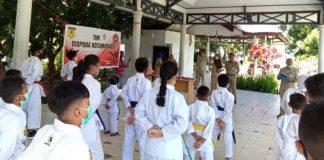 30 Atlet Karate Kota Kotamobagu Terima Penghargaan