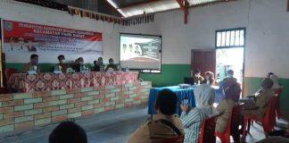 Musrenbang Tingkat Kecamatan di Bolmong Dimulai