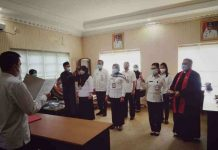7 ASN Pemkot Kotamobagu Dilantik Jadi Pejabat Fungsional Auditor