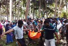Siswi SMP di Buol Ditemukan Tewas Dibawah Pohon Kelapa