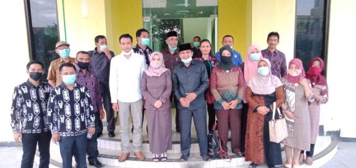 14 Anleg Sigi Kunker ke Kabupaten Buol