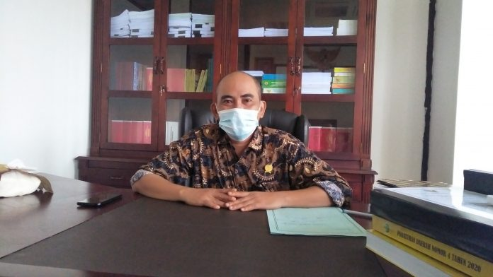 DPRD Buol Lakukan Reses Pertama Tahun 2021
