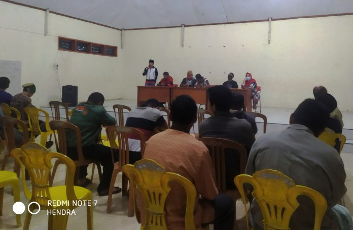 AMAN dan Masyarakat Tanoyan Selatan Seriusi Kabar Investor Akan Masuk Lokasi Potolo