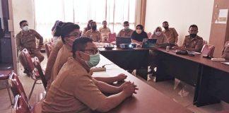 Program Kabupaten Sehat, Pemkab Bolmong Matangkan Pendataan