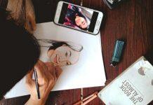 Belajar dari Youtube, Zkivo Terus Kembangkan Keahlian Melukisnya
