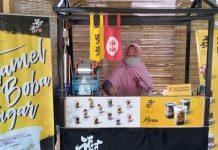 Tertarik dengan Dunia Usaha, Dokter Ini Buka Usaha Minuman Xie Xie Boba