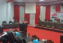 Gelar Rapat Paripurna, DPRD Kota Kotamobagu Bahas Enam Ranperda Usulan