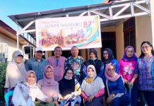 Merajut Tali Silaturahmi Ala Ikatan Alumni SMA Negeri 2 Kotamobagu Angkatan 87