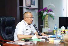 Sekda Buka Konsultasi Publik Penyusunan RKPD 2022 dan Perubahan RPJMD Bolmut 2018-2023