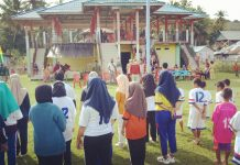 Rayakan Momen Special di HUT ke-16, Pemerintah Desa Dopalak Kecamatan Paleleh Gelar Perayaan Isra Miraj