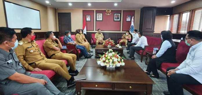 Wali Kota Hadiri Pertemuan dengan GM PLN SuluttengGo