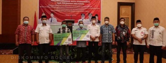 Kabar Gembira, THL Kabupaten Bolsel Tercover dalam Program Kartu BerKAH