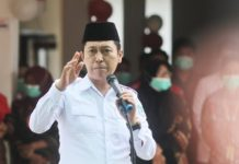 Bupati Kabupaten Bolaang Mongondow Selatan (Bolsel) Iskandar Kamaru dan Wabup Deddy Abdul Hamid, Jumat (5/3/2021), meresmikan dua Puskesmas yang ada di Kecamatan Pinolosian Timur (Pintim)