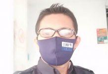 Ketua PWI Kota Kotamobagu Imbau Wartawan segera Mendaftar untuk Menerima Vaksin