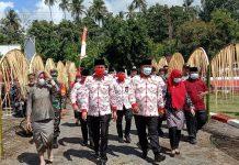 Kunker di Kecamatan Helumo, Iskandar-Deddy Bawa Sejumlah Program untuk Masyarakat