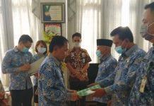 5 Pejabat Eselon II Boltim Ditunjuk sebagai Plt