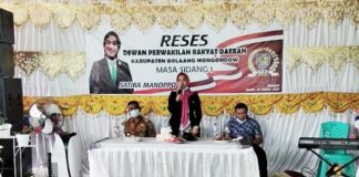 Gelar Reses, Satira Manoppo Berkomitmen Perjuangkan Aspirasi Masyarakat