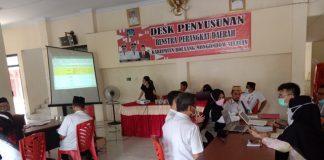 Seluruh OPD di Kabupaten Bolsel Melaksanakan Desk Penyusunan Renstra