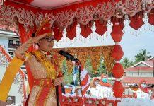 Pemkab Bolmong Gelar Upacara Memperingati HUT ke-67