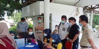 Kadis Kominfo Kota Kotamobagu Apresiasi Antusias Wartawan Mengikuti Vaksinasi Covid-19