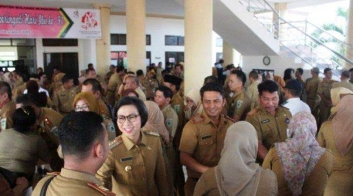 Pemkab Bolmong Terbitkan Surat Edaran Perubahan Jam Kerja ASN Selama Ramadhan 2021