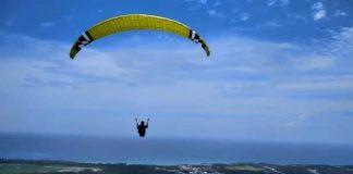 Wisata Paralayang di Kabupaten Bolsel Sudah Bisa Dinikmati Wisatawan