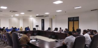 DPRD Buol Hearing Dirut PDAM Soal Keluhan Karyawan
