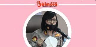 Sosok Kartini di Polres Bolmong
