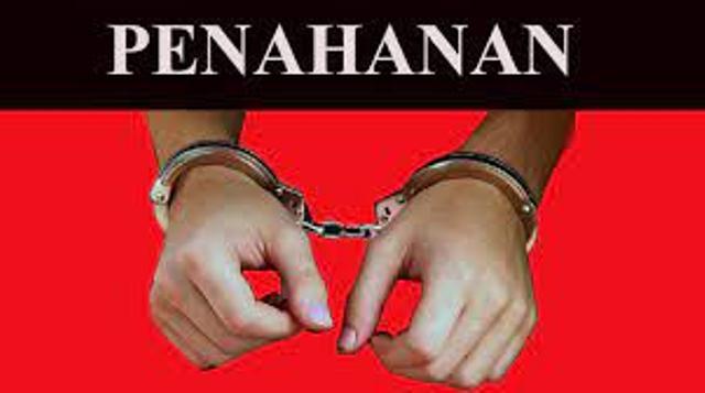 Diduga Korupsi Dana Desa, Sangadi Kolingangaan Ditahan