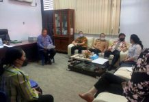 Sekretariat DPRD Kota Kotamobagu Terima Kunker Aleg Kota Tomohon