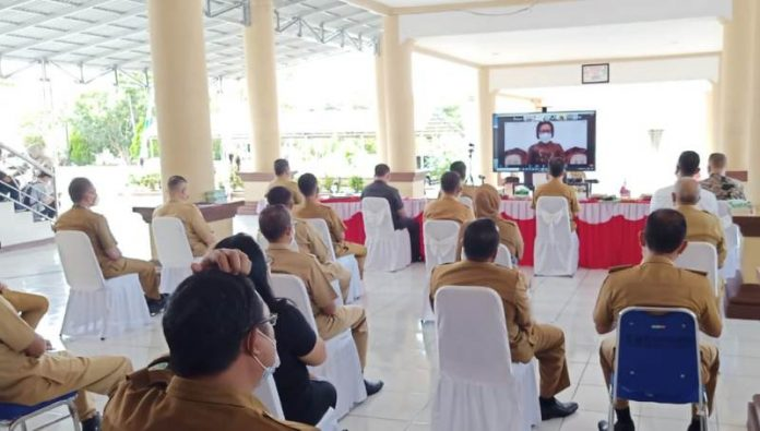 Pemkab Bolmong Gelar Musrembang RKPD Tahun 2022